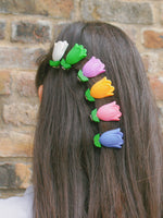 Load image into Gallery viewer, Tulip Hair Clip