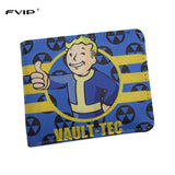 High Quality Leather Fallout Wallet