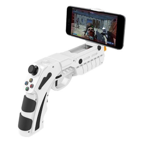 Ipega 9082 Rechargeable AR Gun Joystick For Mobile Games