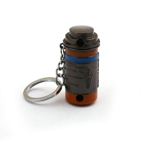 Rainbow Six Siege 6 Health Action Bomb Toy Key-chain