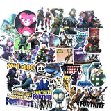 140 Fortnite Sticker Pack Decal Waterproof