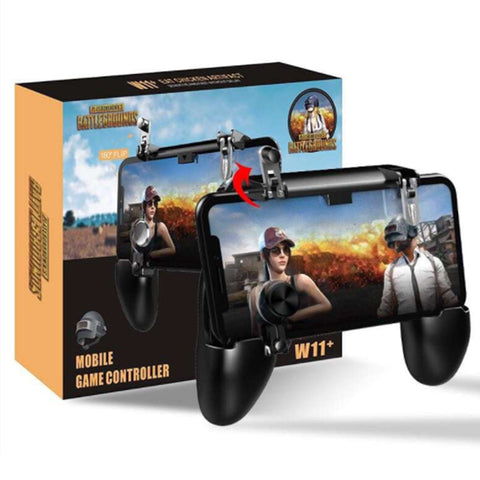 L1 R1 Button for Phone Gaming PUBG Metal Pads
