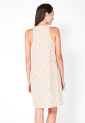 Sails Tank Dress - Blush