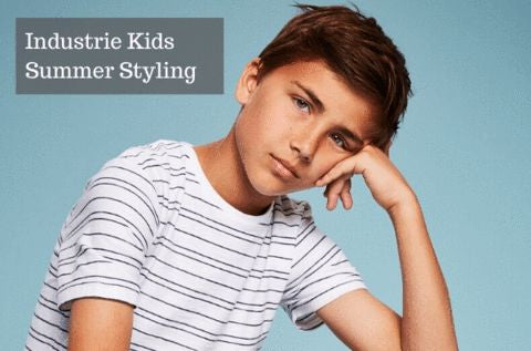 Styling Industrie Kids, Summer favourites