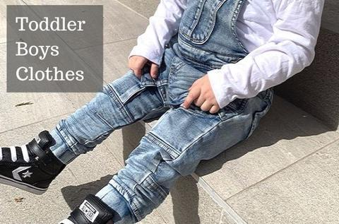 Tips for buying Trendy Toddler Boys Clothes