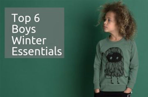 Top 6 Best Boys Winter Essentials Checklist