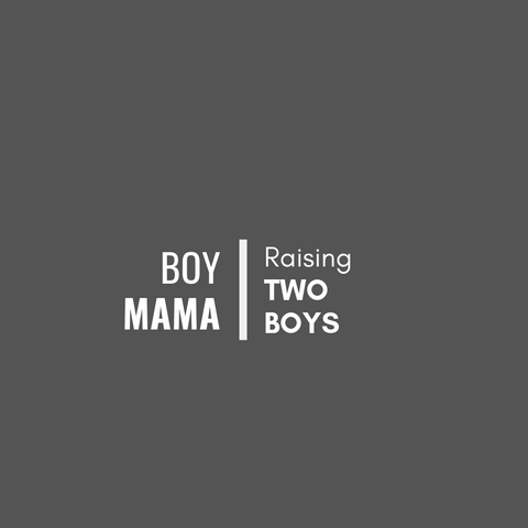Boy Mama: Raising Two Boys
