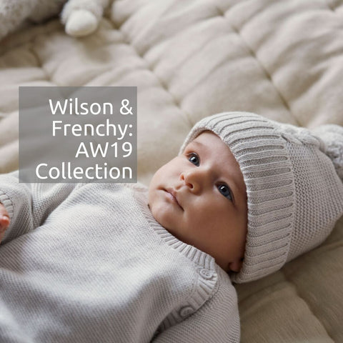 Wilson & Frenchy: AW19 Collection