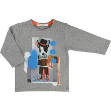 Billybandit Dog Grey Marl - Little Gents Store