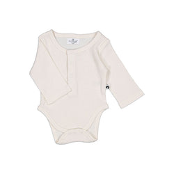 Burrow & Be Rib Body Suit (Natural)