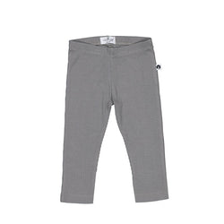 Burrow & Be Rib Leggings (Steel)