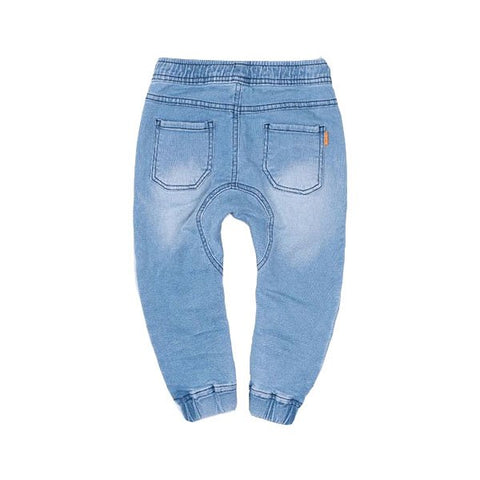 Indie Kids Tram Pant LT Denim - Little Gents Store