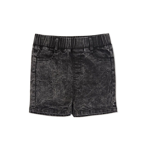 Kapow Kids Denim Boys Shorts - Little Gents Store