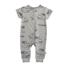 Minti Cheeky Crocodile Zippy Suit - Little Gents Store