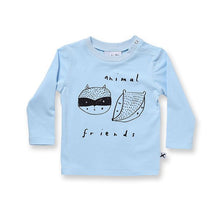 Minti Animal Friends Dome Tee - Little Gents Store