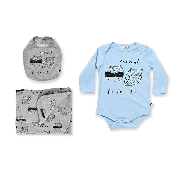 Minti Animal Friends Gift Pack - Little Gents Store