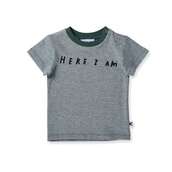 Minti Here I Am Tee - Little Gents Store