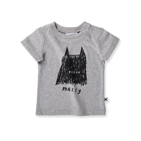 Minti Messy Tee - Little Gents Store