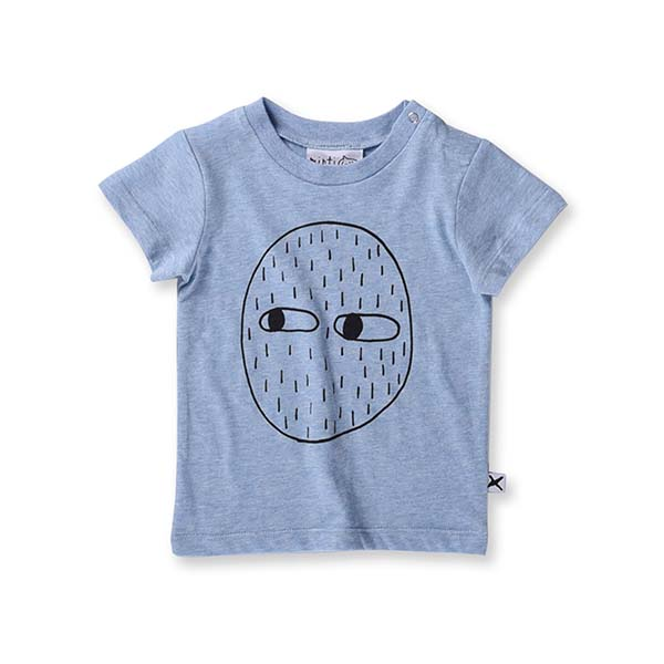 Minti Sneaky Face Tee - Little Gents Store