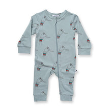 Minti Sock Face Zippy suit - Little Gents Store