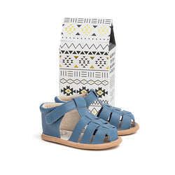 Pretty Brave Rio Sandal Denim box