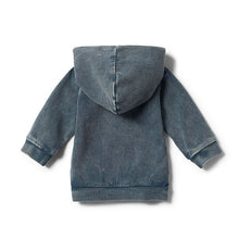 Wilson and Frenchy Ash Hooded Jacket - Little Gents Store