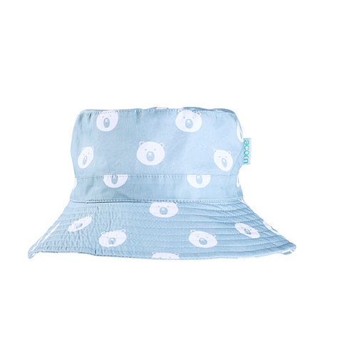 Acorn Kids Bear Faces Bucket Hat