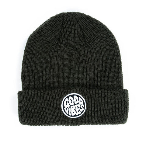 Alphabet Soup Good Vibes Beanie