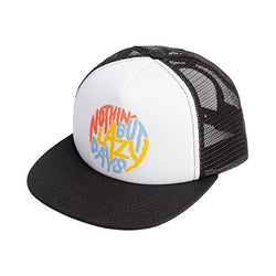 front Alphabet Soup Lazy Days Cap