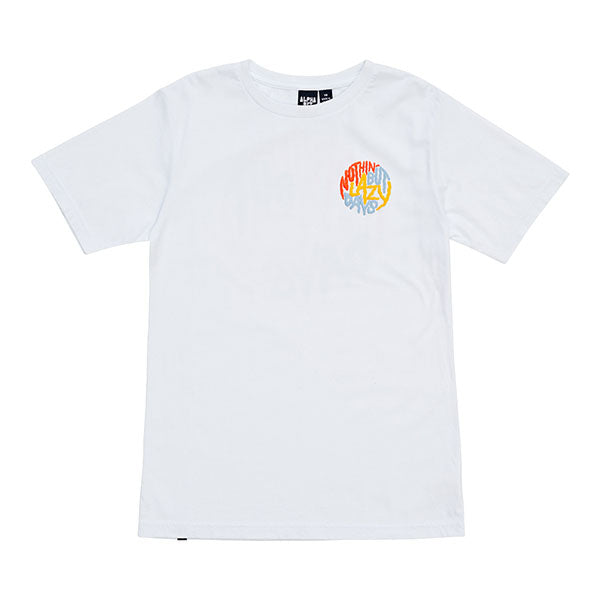 Alphabet Soup Lazy Days Tee
