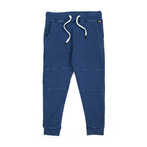 Alphabet Soup Midnight Trackpant Navy