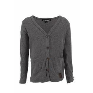 Beau Hudson Dark Grey Marle Cardigan product