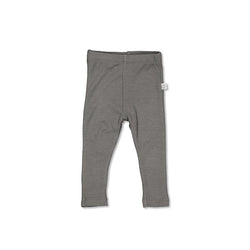 Burrow & Be Merino Bamboo Legging (Steel)