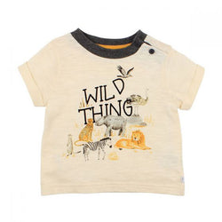 Fox & Finch Rahh Wild Thing Tee