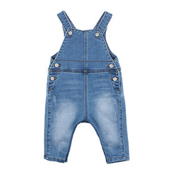 Fox & Finch Watch Dog Denim Overalls
