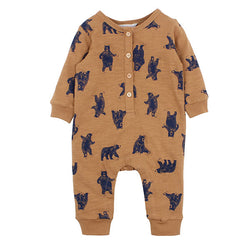 Fox & Finch The Woods Henley Romper