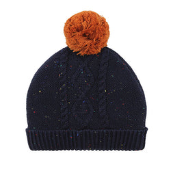 Fox & Finch Navy Beanie