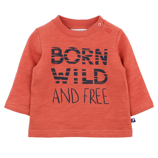 Fox & Finch Le Tiger Born Wild Tee