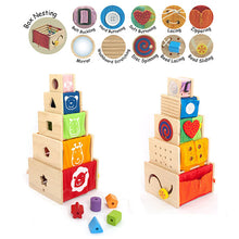 Im Toy 5 Activity Stacker - Little Gents Store