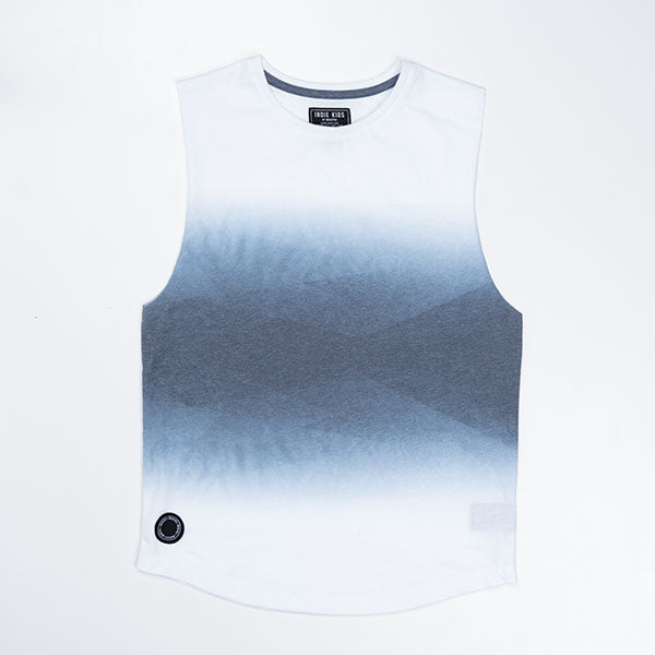 Indie Kids Abstract Muscle Tee - Little Gents Store