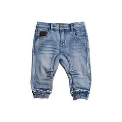 Indie Kids Arched Drifter - Denim front