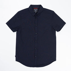 Indie Kids Rickard Shirt - Navy - Little Gents Store