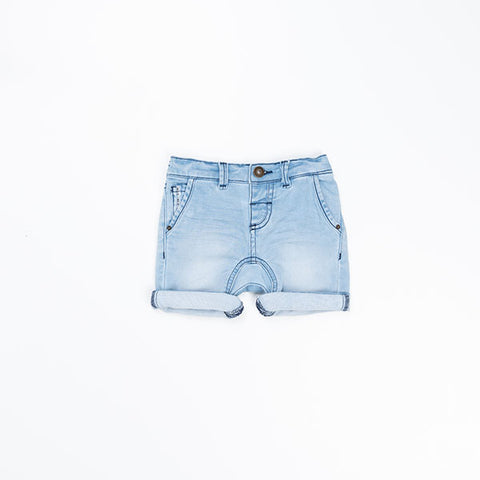 Indie Kids Drifter Short - Blue - Little Gents Store
