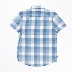 Indie Kids Wirral Check Shirt - Little Gents Store