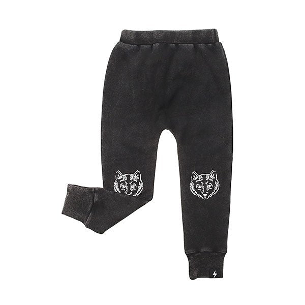 Kapow Kids Wolf Camo Trackpants - Little Gents Store