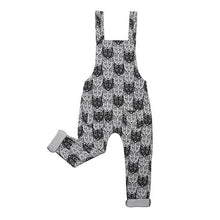 Kapow Kids Wolf Camo Overalls - Little Gents Store