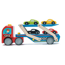 Le Toy Van Race Car Transporter