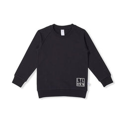 Littlehorn Branded Sweat - Little Gents Store