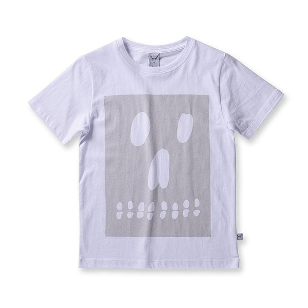 Littlehorn Skull Face Tee - Little Gents Store