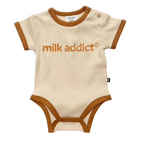 Milk Addict Retro Bodysuit
